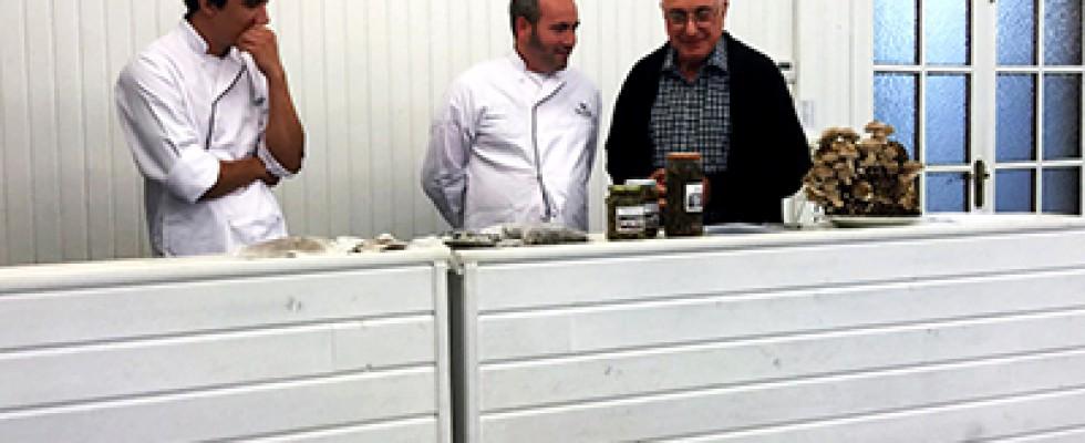 The Cuisine Of Mushrooms In The Val DAran Visitvaldarancom - Cuisine aran
