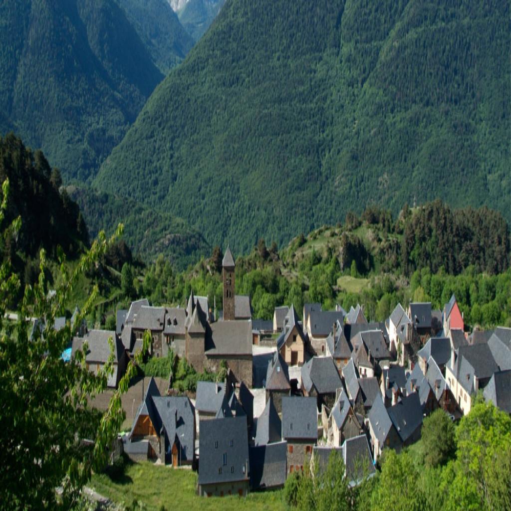 Vilam s valle de ar n estaci n de - Inmobiliaria valle de aran ...