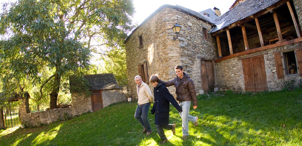Casas de pueblo compartida valle de - Inmobiliarias valle de aran ...