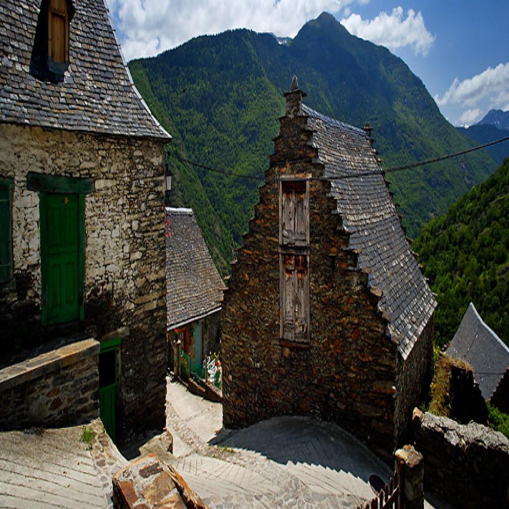 Els seus pobles valle de ar n - Inmobiliarias valle de aran ...