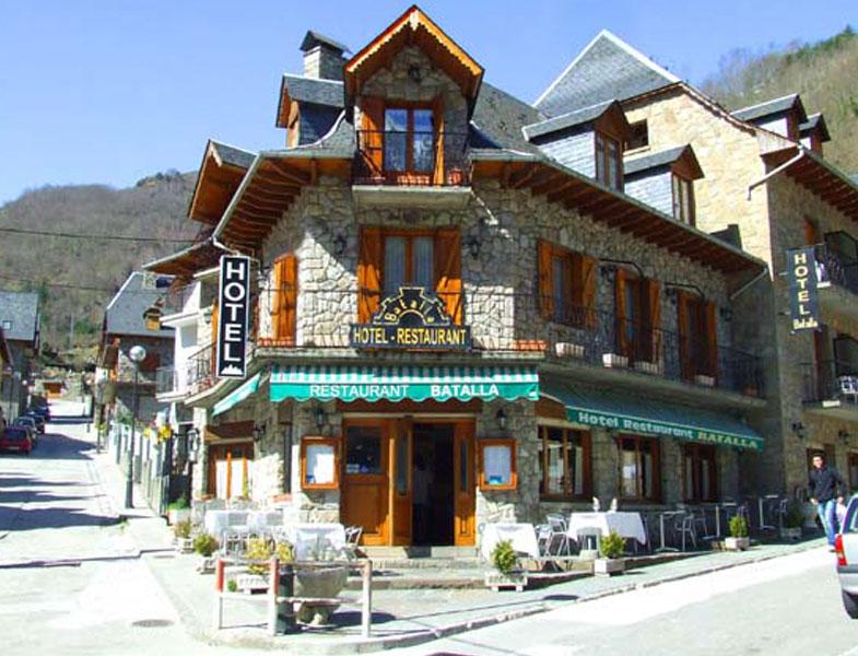 Hotel Foyer Des Guides Ollomont : Hotel batalla visitvaldaran valle de arán