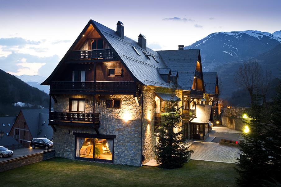 Hotel yoy tred s valle de ar n - Inmobiliarias valle de aran ...