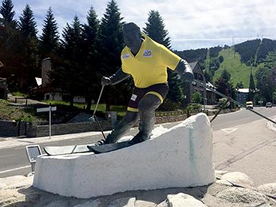 Esquiador de Baqueiraweb