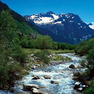 Nivel de los ríos