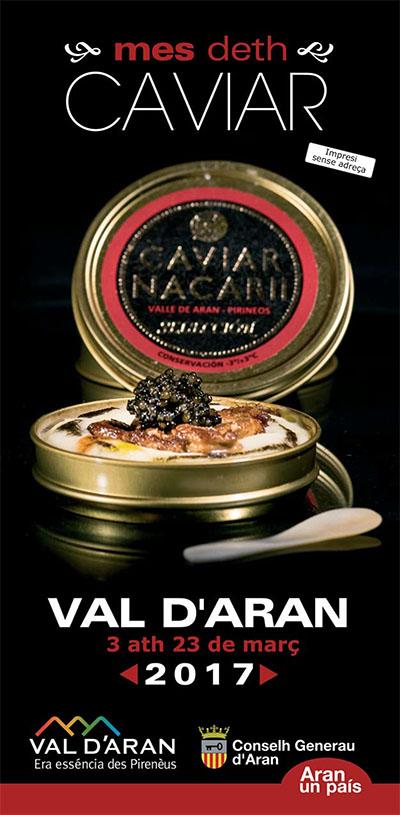 Mes del caviar