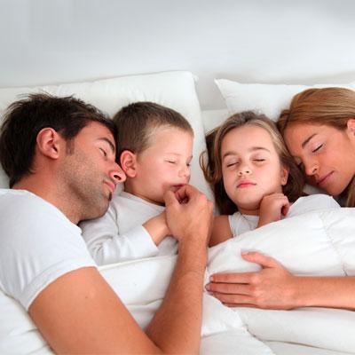 Alojamientos para familias