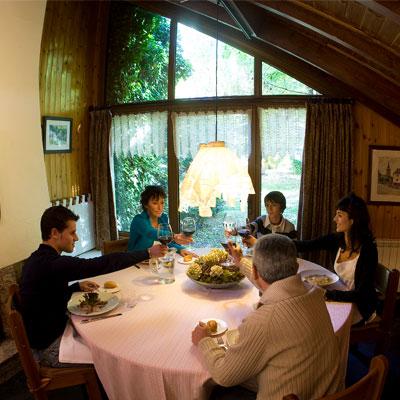 Restaurantes para familias