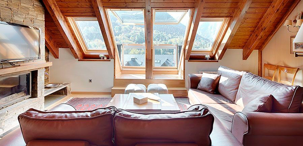 location appartement ski baqueira-beret