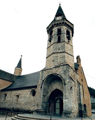 Resultado de imagen de Sant Miquel de Vielha
