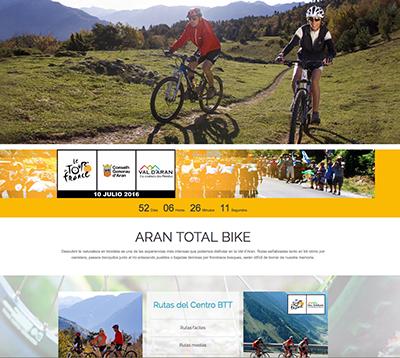 Aran Total Bike