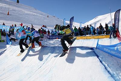 Esquís nórdicos hombre clásico y skating | SALOMON®